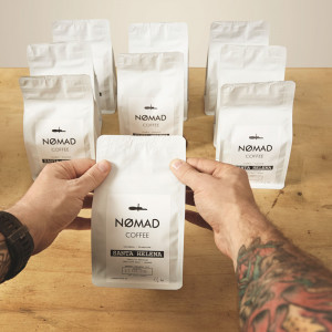 Specialty coffee every month