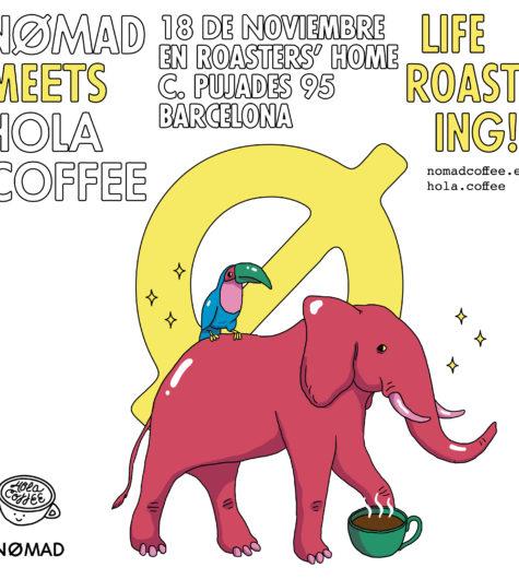 Burtukaana Nomad Coffee